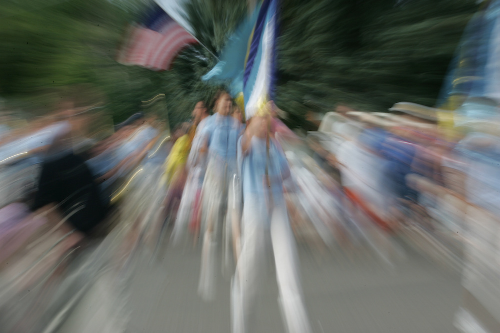 4th of July festivities in Cache Valley, Lewiston,  on July 4th, 2005. August Miller photo