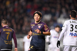 November 28, 2017 - Amiens, France - 22 Changhoon KWON (dij) - JOIE (Credit Image: © Panoramic via ZUMA Press)