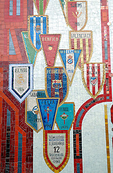03-03-2007 VOETBAL: SEVILLA FC - BARCELONA: SEVILLA  <br /> Sevilla wint de topper met Barcelona met 2-1 / Stadion Ramon Sanchez Pizjuan <br /> &copy;2006-WWW.FOTOHOOGENDOORN.NL