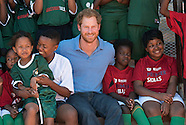 Prince Harry Football For Hope Centre Khayelitsha