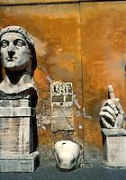 Italie - Latium - Rome - Capitole - Palais des Conservateurs