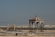 Qasar El Yahud, on the Jordan River, is one of many places in the Holy Land,  holy to the  Baptists.