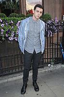 LONDON - JULY 20: Jay Camilleri attended The Kensington Club launch, High Street Kensington, London, UK. July 20, 2012. (Photo by Richard Goldschmidt)