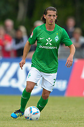 06.07.2011, An der Mühle, Norderney, GER, Werder Bremen vs SV Meppen,  Friendly Match  1. FBL  im Bild Aleksandar Stevanovic (Bremen #34)  // durind the friendly Match between Werder Bremen vs SV Meppen, at the trainingscamp on the Mihle 2011/07/04  EXPA Pictures © 2011, PhotoCredit: EXPA/ nph/  Kokenge       ****** out of GER / CRO  / BEL ******