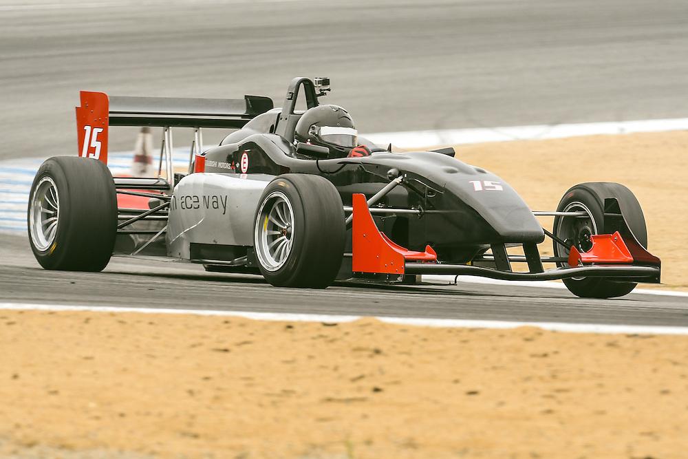 Jim Russell F3 Racing Series at Laguna Seca, Monterey, CA   Simraceway
