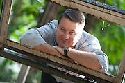 Sean Kildare. Darwin Ceo Manager INPEX. Editorial Darwin Life Magazine. Photo Shane Eecen. Creative light Studios.
