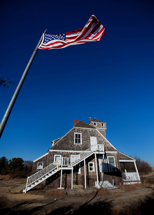 Sandy Hook Visitor Center Sandy Hook New Jersey USA