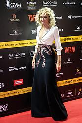 ITALIAN ACTRESS VALERIA GOLINO<br /> CONCERT ANDREA BOCELLI'S NIGHT IN VERONA ARENA<br /> VERONA (ITALY) SEPTEMBER 9, 2018<br /> PHOTO BY FILIPPO RUBIN