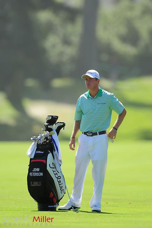 John Peterson during the second round of the 112th U.S. Open at The Olympic Club on June 15, 2012 in San Fransisco. ..©2012 Scott A. Miller