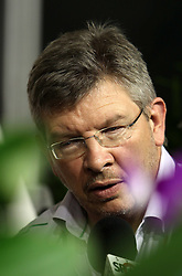 23.09.2011, Marina-Bay-Street-Circuit, Singapur, SIN, F1, Grosser Preis von Singapur, Singapur, im Bild Ross Brawn (GBR) Team Owner, Brawn GP F1 Team .for Austria & Germany Media usage only!// during the Formula One Championships 2011 Large price of Singapore held at the Marina-Bay-Street-Circuit Singapur, 2011-09-24  EXPA Pictures © 2011, PhotoCredit: EXPA/ nph/  Dieter Mathis        ****** only for AUT, POL & SLO ******