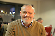 Former Leeds United and Rotherham manager Neil Redfearn  before the Sky Bet Championship match between Milton Keynes Dons and Huddersfield Town at stadium:mk, Milton Keynes, England on 23 February 2016. Photo by Dennis Goodwin.