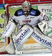 12.2.2012, Ritari Areena, Hämeenlinna..Jääkiekon SM-liiga 2012-13. Hämeenlinnan Pallokerho - HC TPS Turku..Atte Engren - TPS