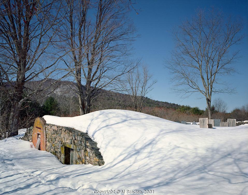 Pratt Cemetery near Connecticut River, Westmoreland, NH