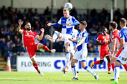 Chris Lines of Bristol Rovers - Mandatory by-line: Dougie Allward/JMP - 09/09/2017 - FOOTBALL - Memorial Stadium - Bristol, England - Bristol Rovers v Walsall - Sky Bet League One