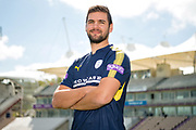 Portrait of Rilee Rossouw during the Hampshire CCC photo call 2017 at  at the Ageas Bowl, Southampton, United Kingdom on 12 April 2017. Photo by David Vokes.