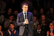 Emmanuel Macron London February 2017