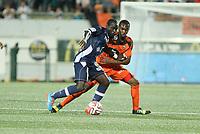 Kone Djakaridja (Evian) / Abdullah Raffidine (Lorient)