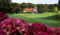 SAINT OMER (France) - Clubhuis.  AA Saint-Omer Golf Club. Copyright Koen Suyk