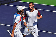 Bryan Brothers versus Lopez/Granollers