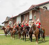 Lord Stathconas Mounted Various