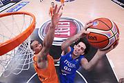 DESCRIZIONE : Trento Nazionale Italia Uomini Trentino Basket Cup Italia Paesi Bassi Italy Netherlands <br /> GIOCATORE : Amedeo Della Valle<br /> CATEGORIA : tiro penetrazione special<br /> SQUADRA : Italia Italy<br /> EVENTO : Trentino Basket Cup<br /> GARA : Italia Paesi Bassi Italy Netherlands<br /> DATA : 30/07/2015<br /> SPORT : Pallacanestro<br /> AUTORE : Agenzia Ciamillo-Castoria/R.Morgano<br /> Galleria : FIP Nazionali 2015<br /> Fotonotizia : Trento Nazionale Italia Uomini Trentino Basket Cup Italia Paesi Bassi Italy Netherlands