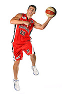 PERTH, AUSTRALIA - FEBRUARY 25:  Damian Martin of the Perth Wildcats poses during a NBL portrait session at WA Basketball Centre on February 25, 2011 in Perth, Australia.  (Photo by Paul Kane/Getty Images)