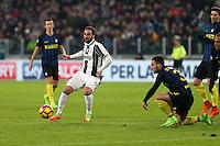 05.02.2017 - Torino - Serie A 2016/17 - 23a giornata  -  Juventus-Inter nella  foto: Gonzalo Higuain