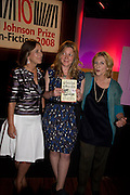 KIRSTY WARK; KATE SUMMERSCALE ;ROSIE BOYCOTT.<br />