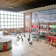 Sudbahnhoff in Vienna