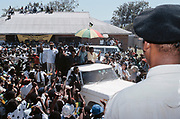 Nelson Mandela During Election Campaign, Retreat, Cape Town, South Africa - Feb 1994<br /> <br /> Photograph &copy; nic bothma
