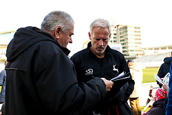 Nottinghamshire head coach Peter Moores - Mandatory by-line: Robbie Stephenson/JMP - 05/04/2019 - CRICKET - Trent Bridge - Nottingham, England - Nottinghamshire v Yorkshire - Specsavers County Championship Division One