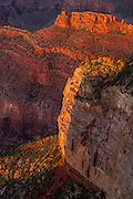 Sunset at Hopi Point-Grand Canyon National Park