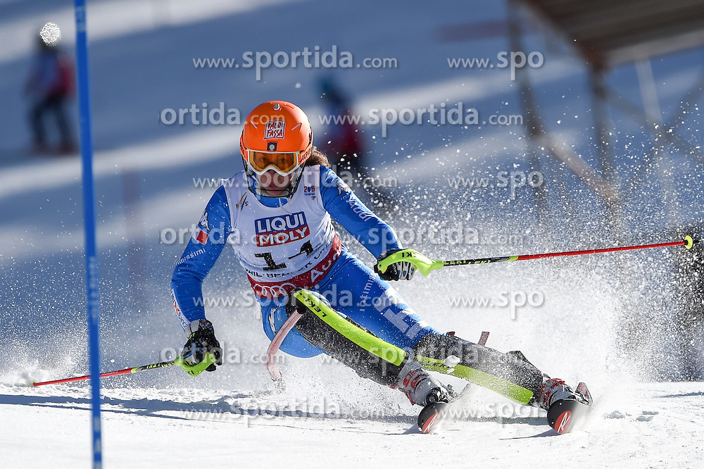 14.02.2015, Birds of Prey, Beaver Creek, USA, FIS Weltmeisterschaften Ski Alpin, Vail Beaver Creek 2015, Damen, Slalom, 2. Durchgang, im Bild Marie-Michele Gagnon (CAN) // Marie-Michele Gagnon of Canada in action during 2nd run of the ladie's Slalom of FIS Ski World Championships 2015 at the Birds of Prey in Beaver Creek, United States on 2015/02/14. EXPA Pictures © 2015, PhotoCredit: EXPA/ Jonas Ericson