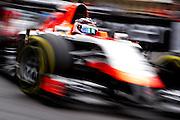 May 25, 2014: Monaco Grand Prix: Max Chilton, Marussia F1 team