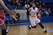 Pietro Aradori<br /> Nazionale Italiana Maschile Senior - 2019 FIBA Basketball World Cup Qualifiers<br /> Croazia Italia Croatia Italy<br /> FIP 2017<br /> Zagabria, 26/11/2017<br /> Foto M.Ceretti / Ciamillo-Castoria