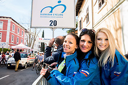 Girls during the UCI Class 1.2 professional race 4th Grand Prix Izola, on February 26, 2017 in Izola / Isola, Slovenia. Photo by Vid Ponikvar / Sportida