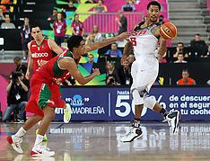 Spain-Basketball, FIBA World Cup, USA v Mexico
