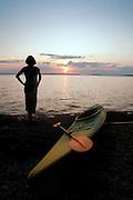 Wood's Island, Lake Champlain, Vermont