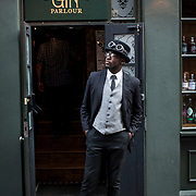 doorman, Covent Garden