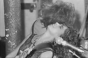 The Bangles Gig, UK. 1980s.