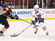 OKC Barons vs Chicago Wolves - 11/12/2010