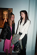 EIMEAR NOLAN; NINA GODFREY, Can we Still Be Friends- by Alexandra Shulman.- Book launch. Sotheby's. London. 28 March 2012.