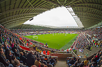 Barclays Premier League<br /> Swansea City vs Manchester United<br /> Liberty Stadium<br /> Swansea<br /> Football<br /> Sport