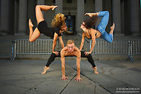 Dance As Art The New York Photography Project Supreme Court New York City with the Provincial Dance Company