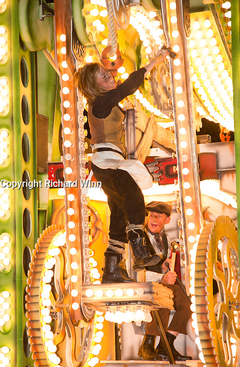 Entries in the Bridgwater Guy Fawkes Carnival on 1st November 2014.
