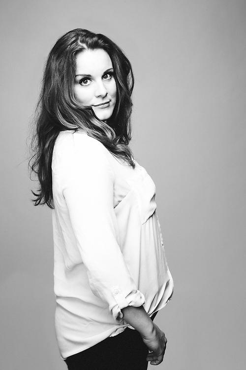 Skuespille Lise Baastrup Nielsen. Foto: HEIN Photography