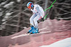 21.02.2013, Kandahar, Garmisch Partenkirchen, AUT, FIS Weltcup Ski Alpin, Abfahrt, Herren, 1. Training, im Bild Jan Hudec (CAN) // Jan Hudec of Canada in action during 1st practice of the  mens Downhill of the FIS Ski Alpine World Cup at the Kandahar course, Garmisch Partenkirchen, Germany on 2013/02/21. EXPA Pictures © 2013, PhotoCredit: EXPA/ Johann Groder
