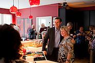 Santorum at Nina's