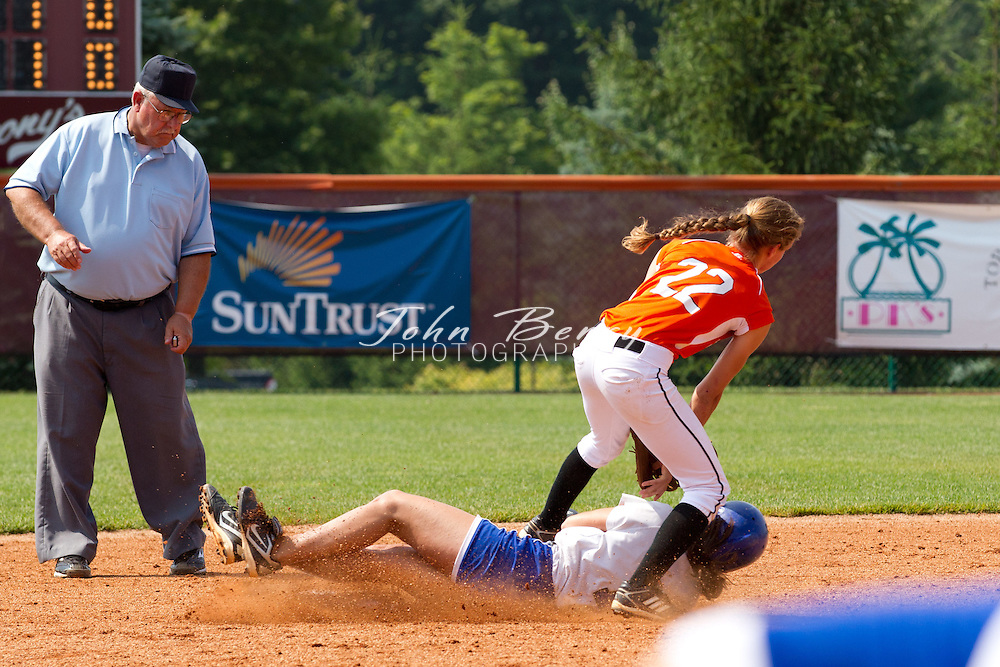 June/10/11:  MCHS Varsity Softball.  State Semi Final.  Madison vs Bath Chargers at Virginia Tech.  Bath wins 1-0.