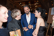 NICK RHODES; KEITH TYSON; NEFER SUVIO, Panta Rhei. An exhibition of work by Keith Tyson. The Pace Gallery. Burlington Gdns. 6 February 2013.